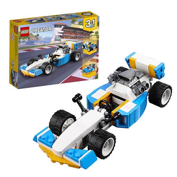 Lego Creator 31072 Лего Криэйтор Экстремальные гонки lego creator 31045 лего криэйтор морская экспедиция