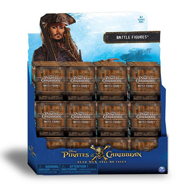 Pirates of Caribbean 73100-P Мини-фигурка пирата или чудовища (в ассортименте)