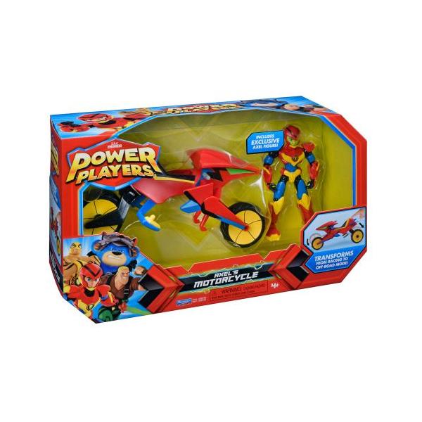 Power Players 38751 Байк Акселя