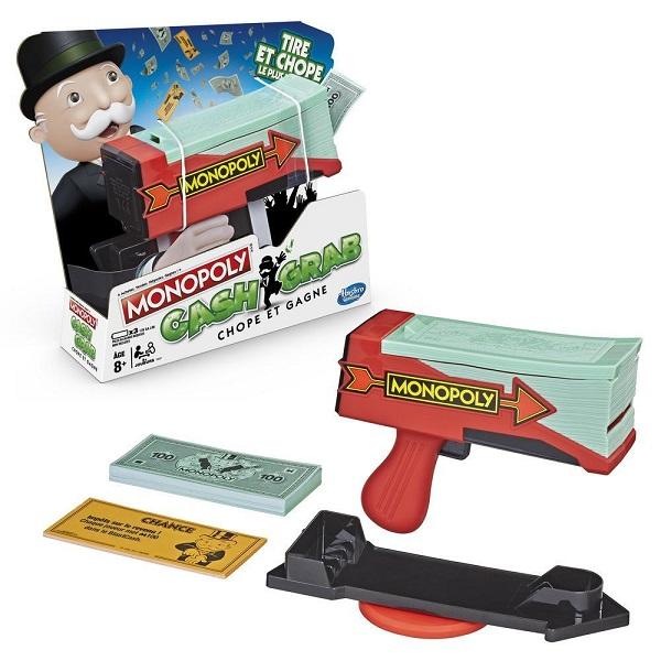 Hasbro Monopoly E3037 Настольная игра Монополия Деньги на воздух стоимость