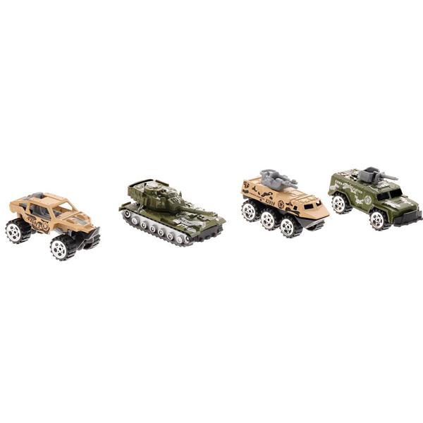 Boley M12239 Игровой набор Военные 4 штуки