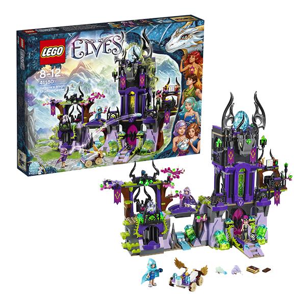 Lego Elves 41180 Конструктор Лего Эльфы Замок теней Раганы