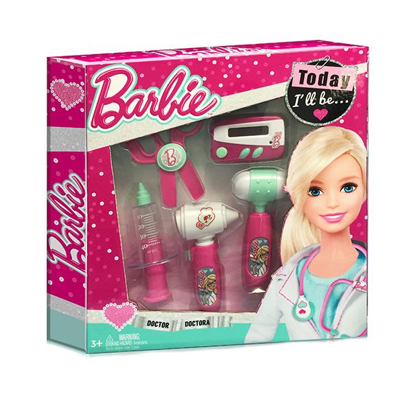 Corpa D122A Игровой набор юного доктора Barbie компактный