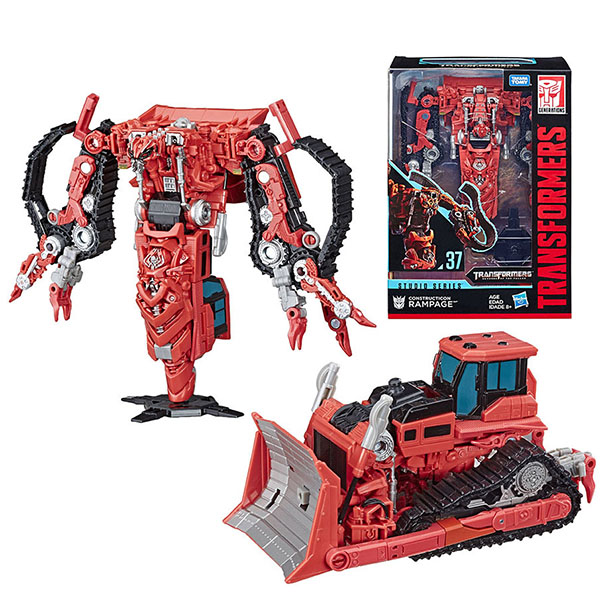 Hasbro Transformers E0702/E4180 Трансформер Рэмпейдж коллекционный 19 см