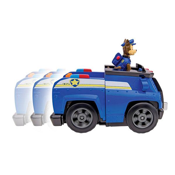Paw Patrol 16704 Щенячий патруль Машина-трансформер со звуком (в ассортименте)