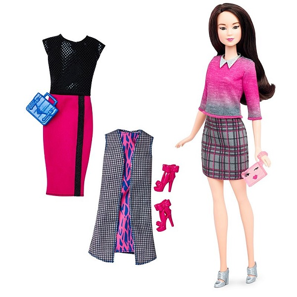 Mattel Barbie DTD99 Игровой набор из серии Игра с модой куклы и одежда для кукол barbie mattel кен из серии игра с модой fnh40