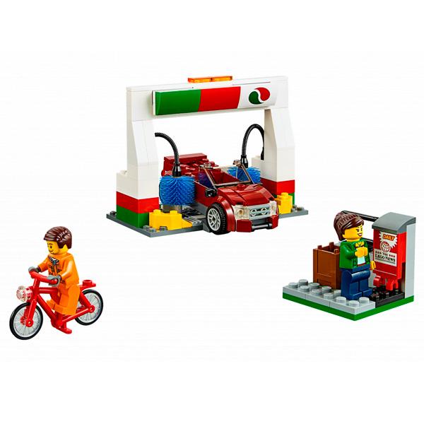 Lego City 60132 Конструктор Лего Город Станция технического обслуживания