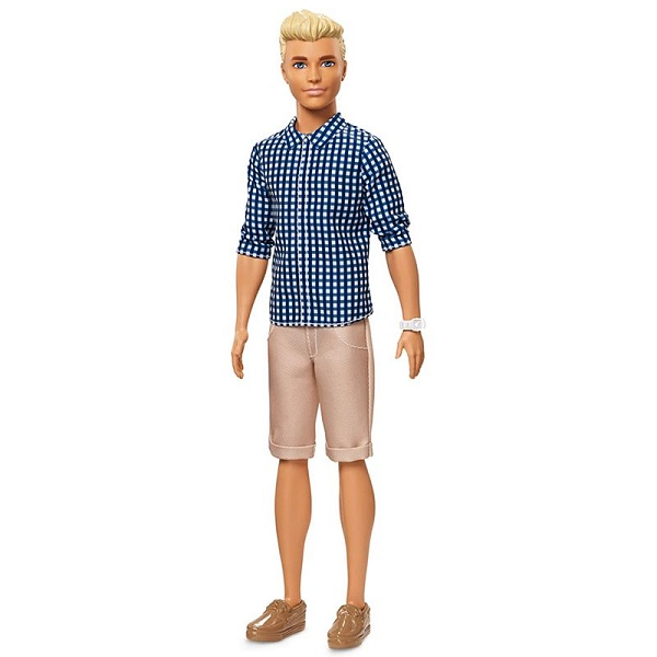Mattel Barbie FNH39 Кен из серии Игра с модой куклы и одежда для кукол barbie mattel кен из серии игра с модой fnh40