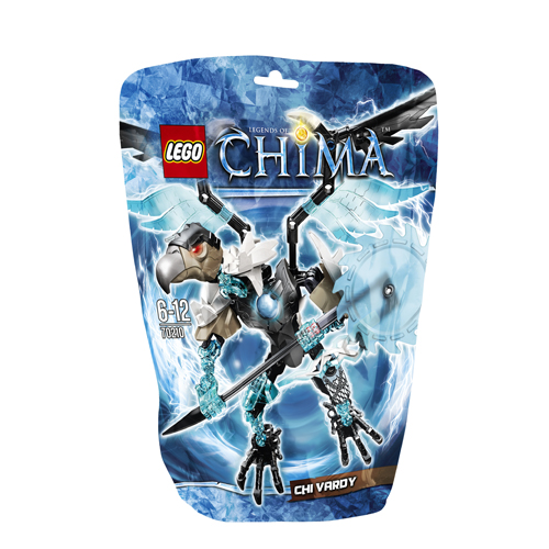 Lego Легенды Чима 70210 Конструктор ЧИ Варди