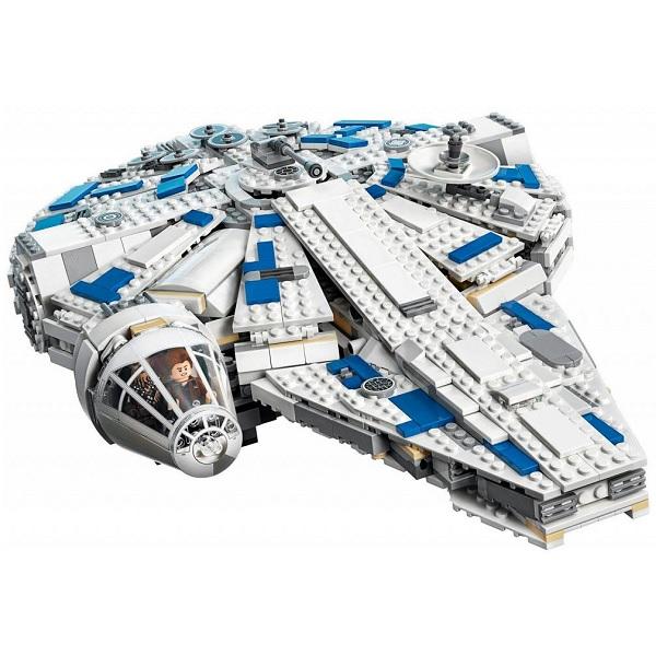 LEGO Star Wars 75212 Конструктор ЛЕГО Звездные Сокол Тысячелетия на Дуге Кесселя