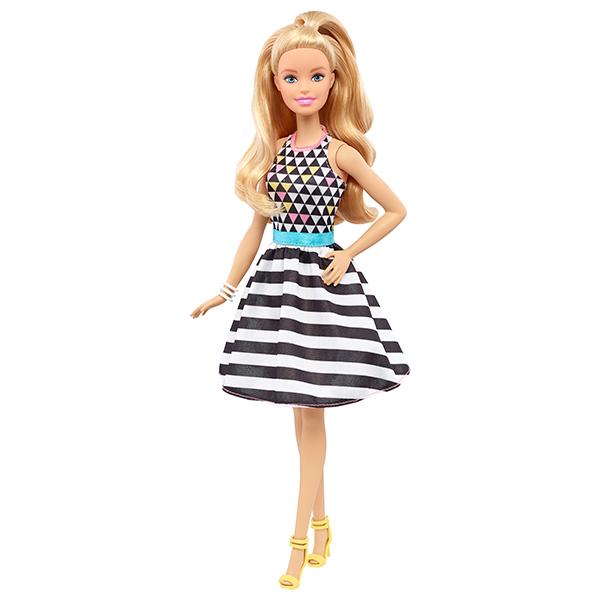 Mattel Barbie DVX68 Барби Кукла из серии Игра с модой mattel mattel кукла ever after high мишель мермейд