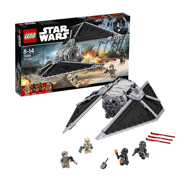 Lego Star Wars 75154 Конструктор Лего Звездные Войны Ударный истребитель СИД