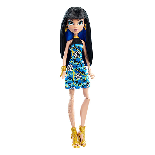Mattel Monster High DNV68_9 Кукла Клео де Нил