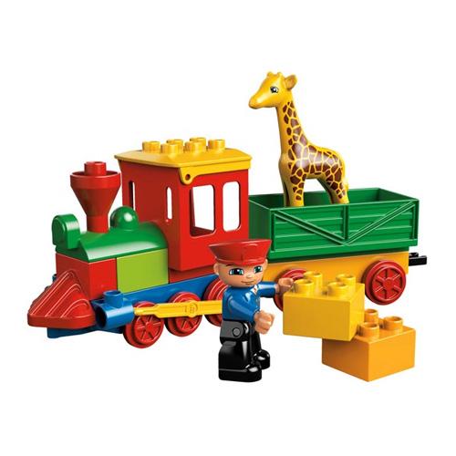 Lego Duplo 6144 Конструктор Зоо-паровозик