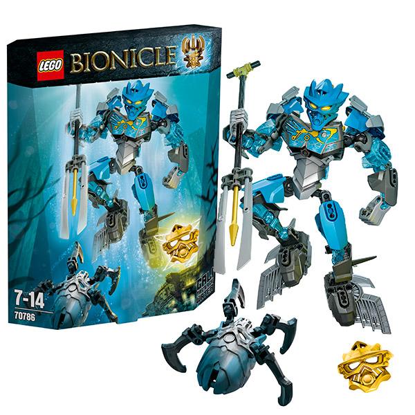 Lego Bionicle 70786 Конструктор Лего Бионикл Гали-Повелительница Воды