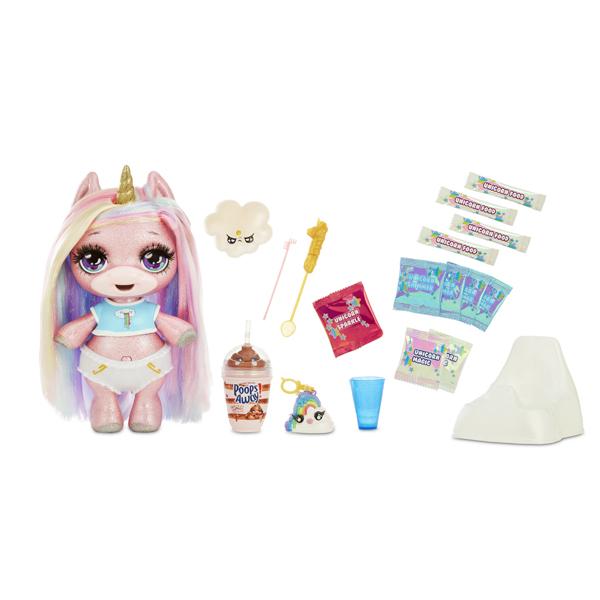Poopsie Surprise Unicorn 561132 Единорог блестящий Розовый