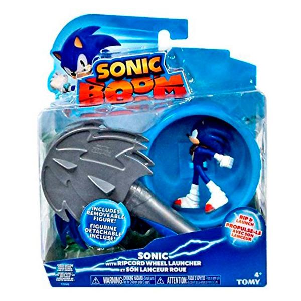 Sonic Boom T22061 Пусковое устройство с фигуркой