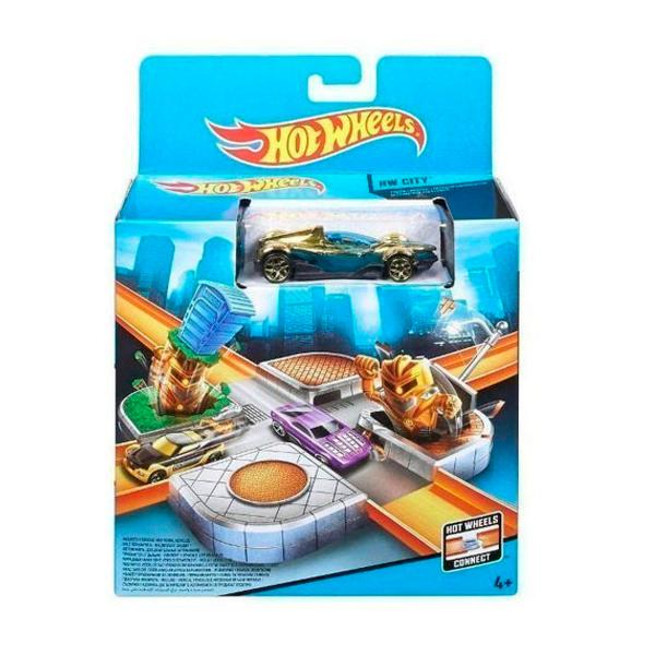 купить Mattel Hot Wheels CDM44 Хот Вилс Стартовый набор трасс