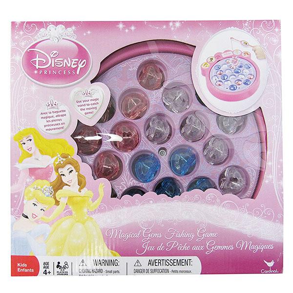 """Spin Master 6037124 Настольная игра """"Поймай драгоценные камни"""" Disney Принцессы"""