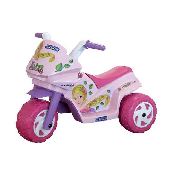 Детский электромобиль Peg-Perego MD0003_277 Mini Princess