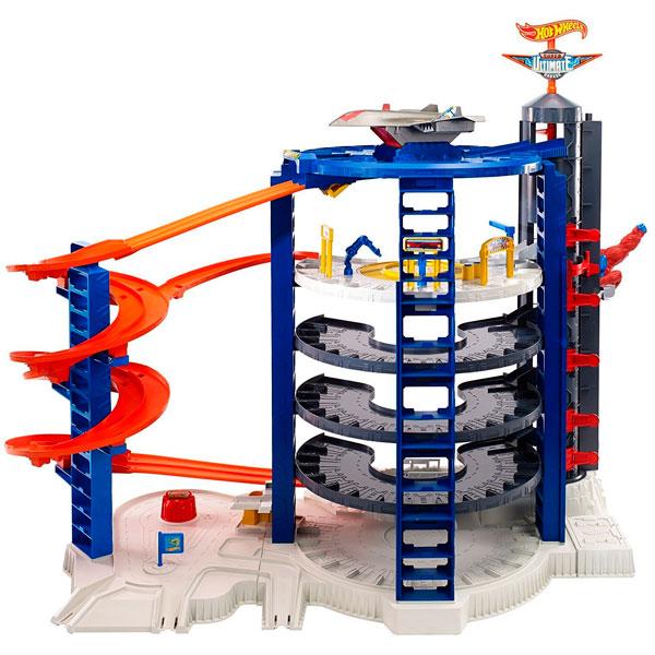 Mattel Hot Wheels FDF25 Хот Вилс Невообразимая Башня