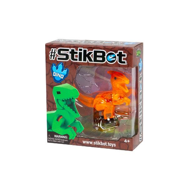 Фото - Stikbot TST622DN Стикбот Динозавр stikbot tst620 стикбот фигурки с аксессуарами