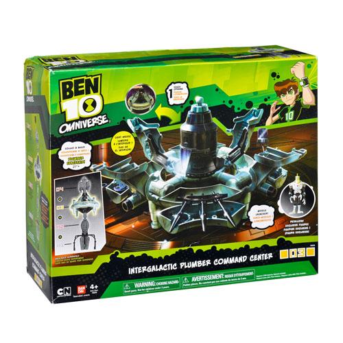 Ben10 36245 Бен 10 Межгалактический командный центр