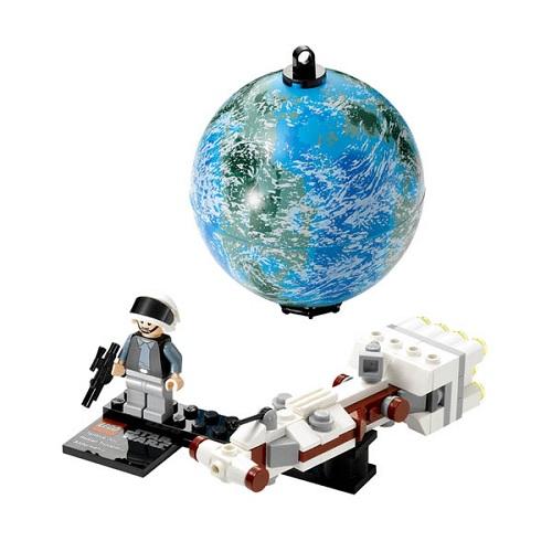 Lego Star Wars 75011 Конструктор Лего Звездные Войны Корабль Tantive IV и планета Алдераан