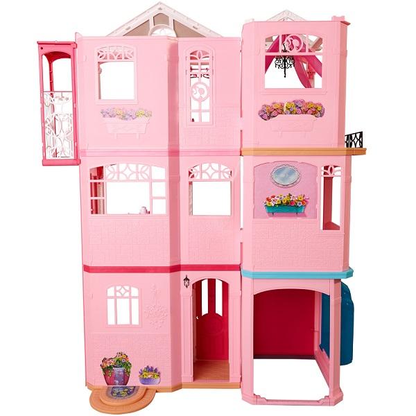 Mattel Barbie FFY84 Дом Мечты Barbie