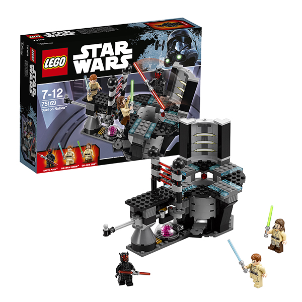 Lego Star Wars 75169 Лего Звездные Войны Дуэль на Набу молл