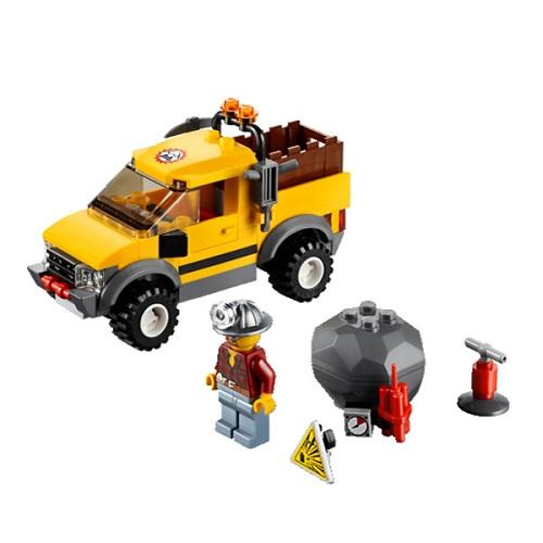 Lego City 4200 Конструктор Лего Город Горный внедорожник 4x4