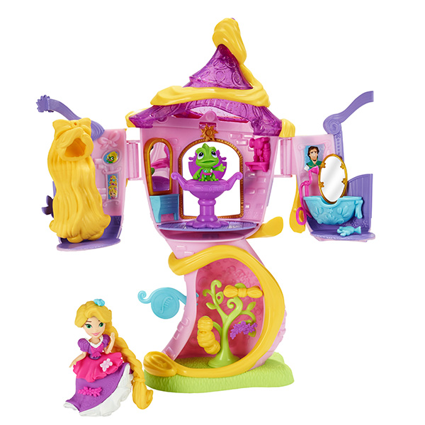 Hasbro Disney Princess B5837 Башня Рапунцель пазл origami disney disney princess рапунцель со стразами