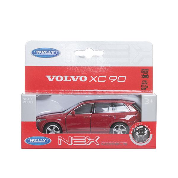 Welly 43688 Велли Модель машины 1:34-39 Volvo XC90