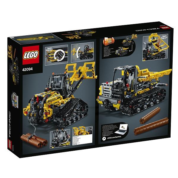 LEGO Technic 42094 Конструктор ЛЕГО Техник Гусеничный погрузчик