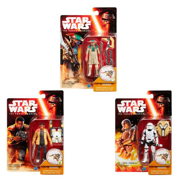 Hasbro Star Wars B3963 Звездные Войны Миссия в Пустыне/Снежная миссия (в ассортименте)