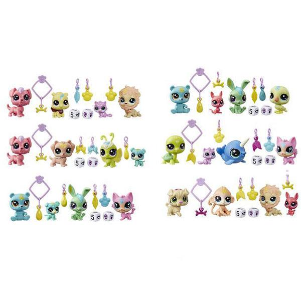 Hasbro Littlest Pet Shop E7258 Литлс Пет Шоп Петы с предсказанием hasbro littlest pet shop c0795 литлс пет шоп радужная коллекция 7 радужных петов
