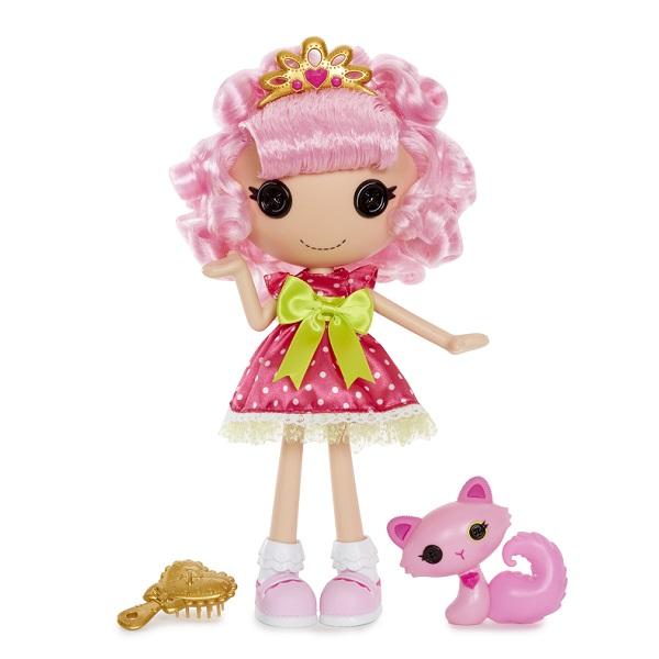 Lalaloopsy 546481 Большая кукла Лалалупси Любимое хобби кукла lalaloopsy mini с интерьером в ассортименте