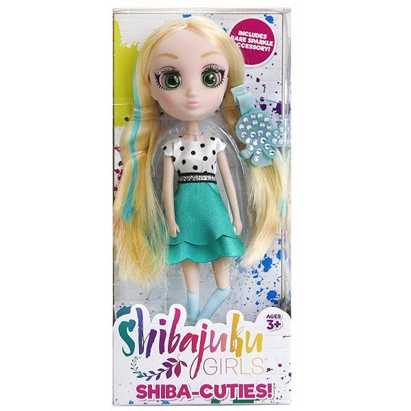 Shibajuku Girls HUN6875 Кукла Кое 2, 15 см