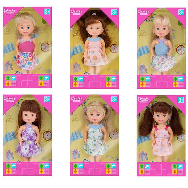 """цены на Paula MC23000 Игрушка кукла """"Летний наряд"""" (в ассортименте)  в интернет-магазинах"""