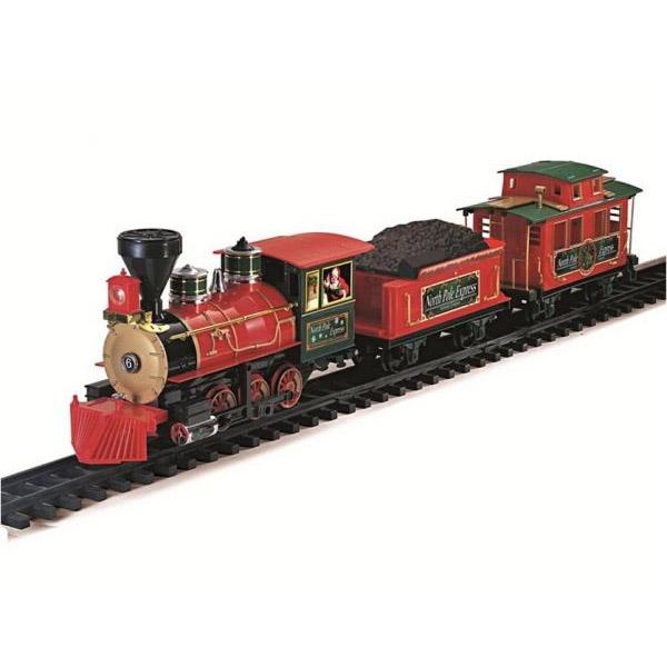 Eztec 62130 Железная дорога NORTH POLE EXPRESS TRAIN SET (22 части)
