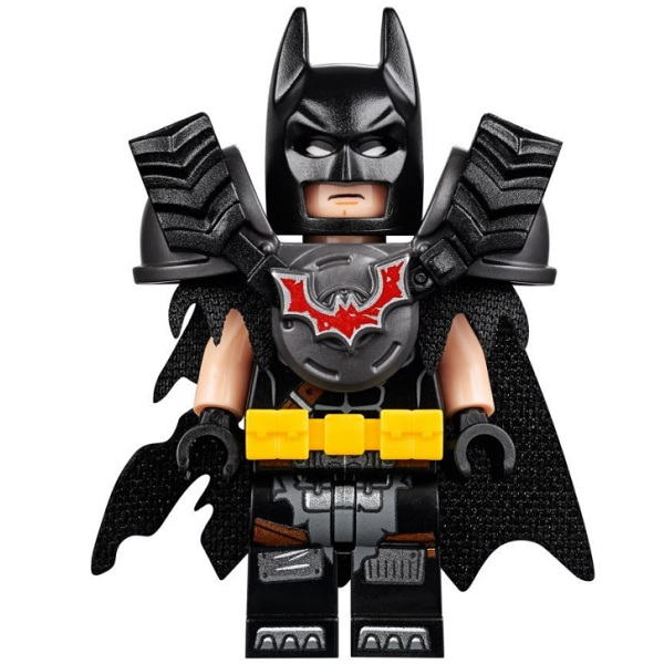 Конструктор Lego Movie 2 70836 Конструктор 2 Боевой Бэтмен и Железная борода