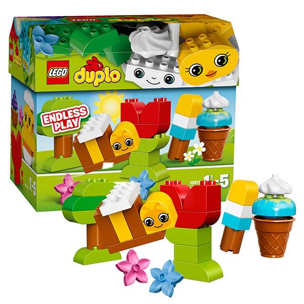 LEGO DUPLO 10817 Конструктор ЛЕГО ДУПЛО Времена года