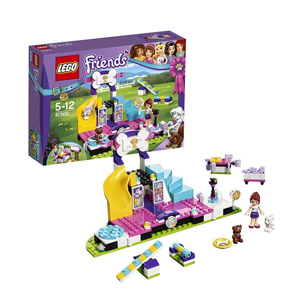 Lego Friends 41300 Лего Подружки Выставка щенков: Чемпионат lego friends выставка щенков игровая площадка