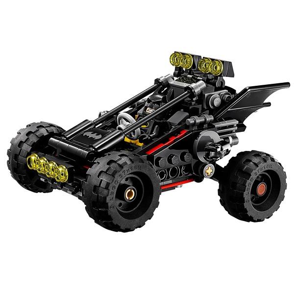 Lego Batman Movie 70918 Конструктор Лего Фильм Бэтмен: Пустынный багги Бэтмена