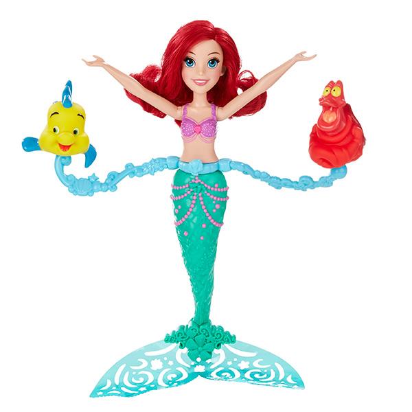 Hasbro Disney Princess B5308_9 Кукла Ариэль, плавающая в воде