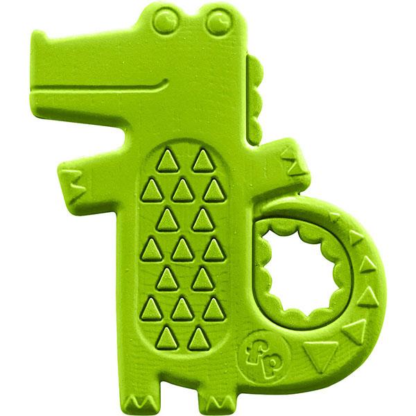Mattel Fisher-Price DYF93 Фишер Прайс Погремушки-прорезыватели Крокодильчик mattel fisher price y8652 фишер прайс обучающая черепашка на колесиках
