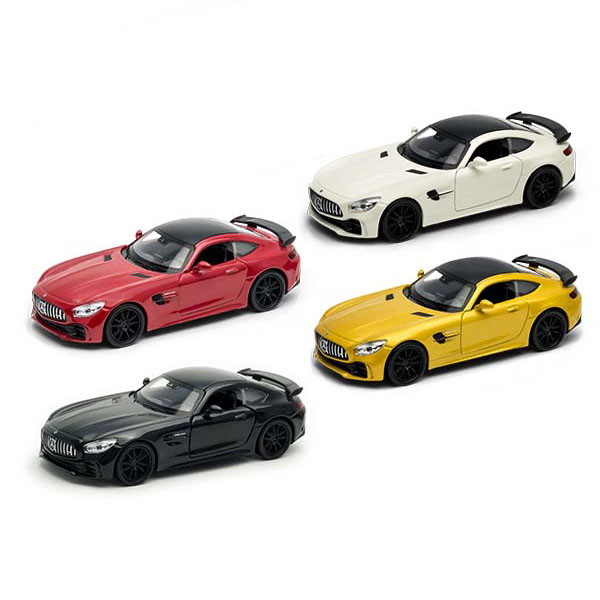Welly 43747 Велли Модель машины 1:38 Mercedes-Benz AMG GT R цены