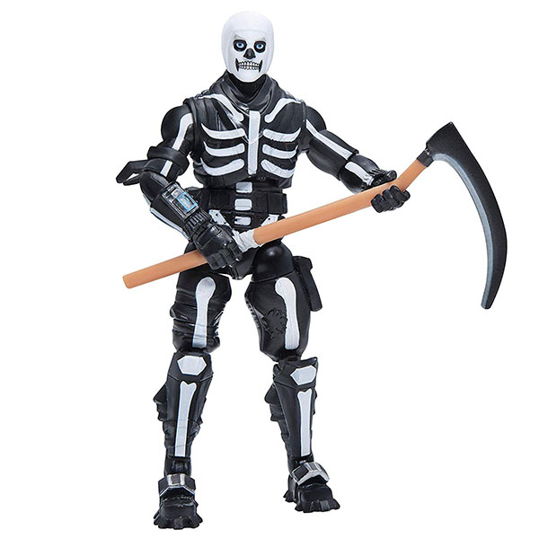 Fortnite FNT0073 Фигурка Skull Trooper с аксессуарами