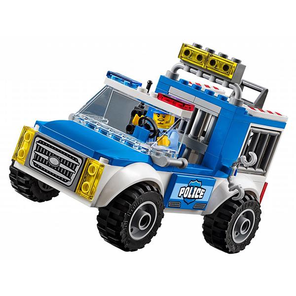 Lego Juniors 10735 Лего Джуниорс Погоня на полицейском грузовике