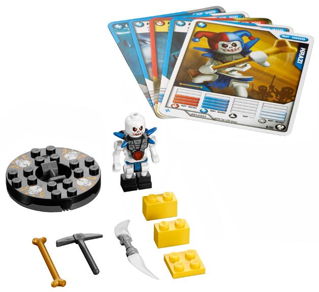 Lego Ninjago 2116 Конструктор Лего Ниндзяго Крэйзи
